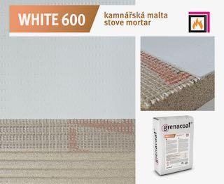 Adeziv White 600 cu plasă